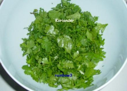 Gewürz: Kräuter-Paste - Rezept