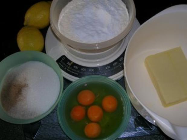 """Blitzkuchen """"Zitrone"""" - Rezept - Bild Nr. 2"""