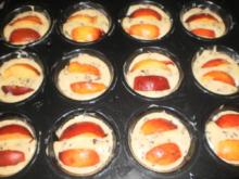 Nektarinen-Muffins - Rezept