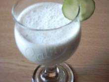 Drink - Gurkensalat zum trinken - Rezept