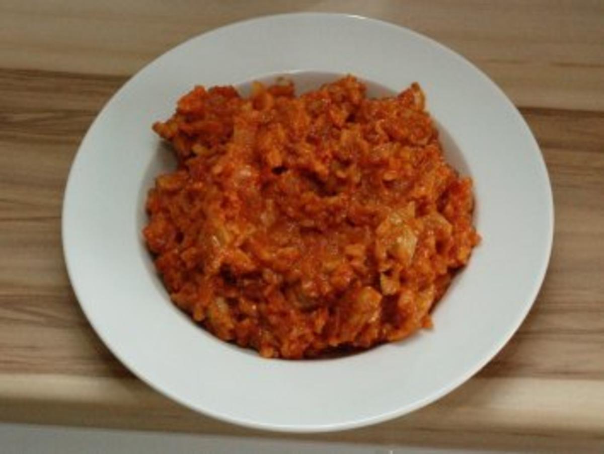 Serbisches Reisfleisch - Rezept von FaulerHund
