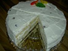 Torte  -  Ostfriesentorte - Rezept