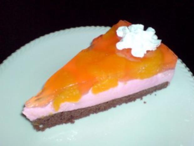 Mandarinen Quarksahne Torte Rezept Mit Bild Kochbar De