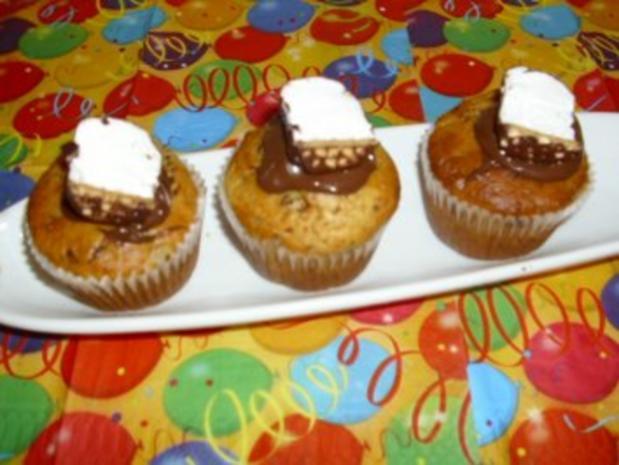 Schokokuss-Muffins - Rezept - Bild Nr. 4