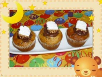 Schokokuss-Muffins - Rezept