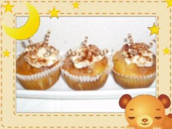 Schwarz-Weiß-Muffins - Rezept