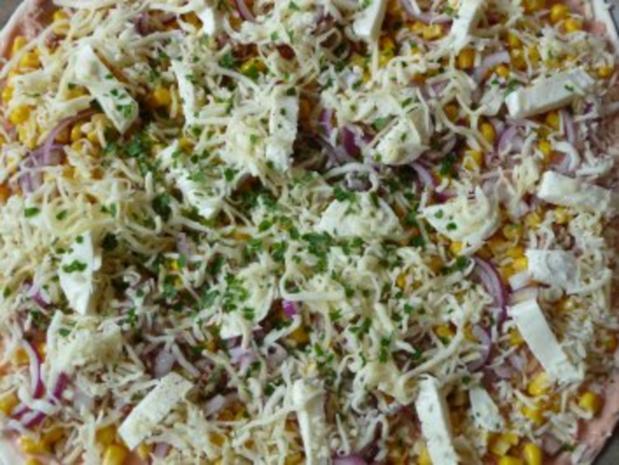 Pizza Tonno - Rezept - Bild Nr. 2