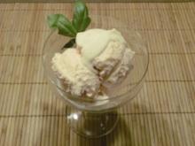 Campari-Orangen-Eis - Rezept