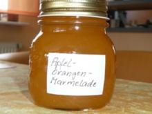 Marmelade: Apfel - Orangen - Rezept