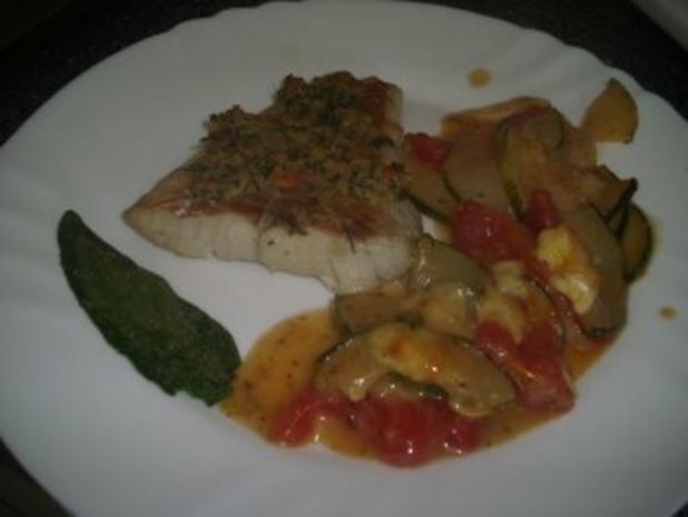 Fischfilet mit Dillkruste - Rezept - Bild Nr. 2