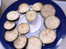 gebackene Auberginen - Rezept