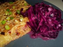 Rotkohl-Salat - Rezept
