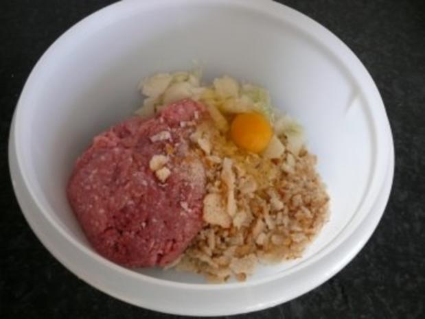 Fleischpflanzerl - Rezept - Bild Nr. 2