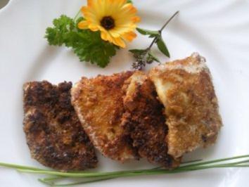 Patissonschnitzel - Rezept