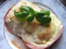 Tomaten-Schinkentoast - Rezept