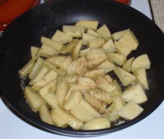 Kartoffel-Putenfleisch-Pfanne - Rezept - Bild Nr. 2