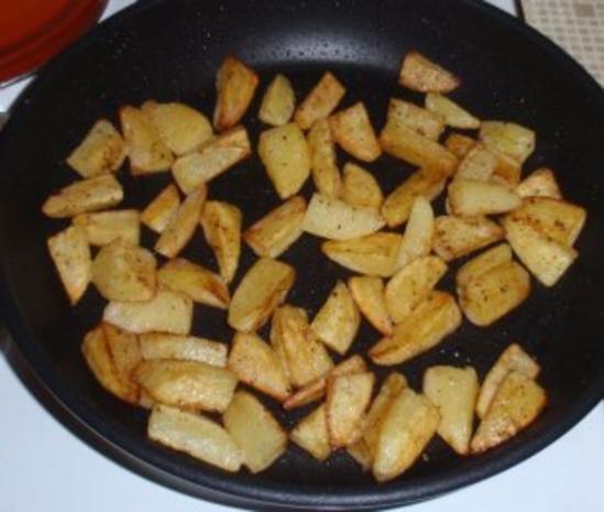 Kartoffel-Putenfleisch-Pfanne - Rezept - Bild Nr. 3