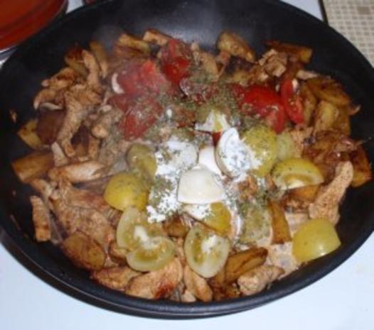 Kartoffel-Putenfleisch-Pfanne - Rezept - Bild Nr. 10