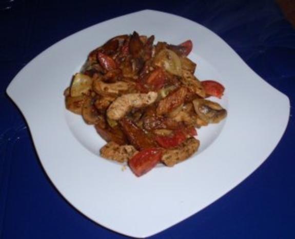 Kartoffel-Putenfleisch-Pfanne - Rezept - Bild Nr. 12