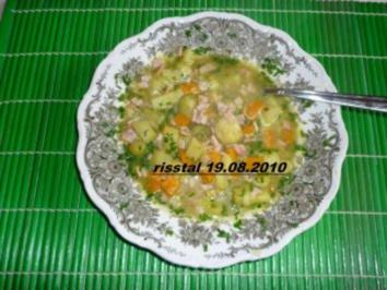 Rosenkohl-Kartoffel-Eintopf - Rezept