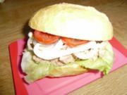 Bärbel's Thunfischbrötchen - Rezept