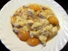 Auflauf: Fruchtiges Hähnchen - Rezept