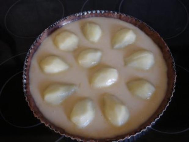 Rahm - Birnenkuchen - Rezept - Bild Nr. 2