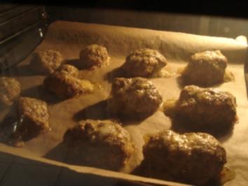 Frikadellen aus dem ofen