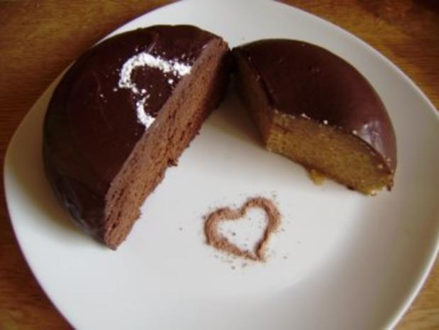 Speedy-Schokoladen-Kuchen - Rezept