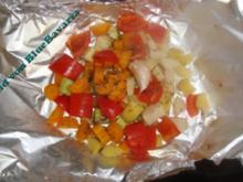 Gemüse: Ofengemüse mediterran - Rezept