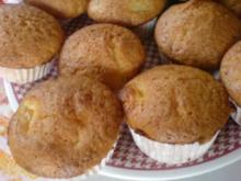 Schnelle Mandarinen-Muffin - Rezept