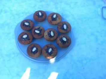 Preiselbeer -Muffins - Rezept