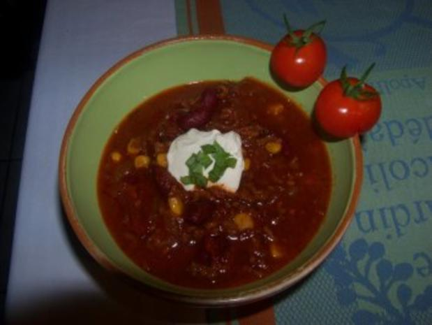 Chilis Chili con carne - Rezept