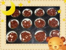 Marshmallow-Muffins - Rezept