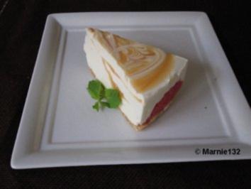 Grapefruit-Kokos-Torte - Rezept