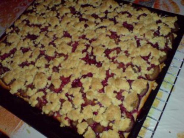 Pflaumen Hefe Kuchen Rezept Mit Bild Kochbar De
