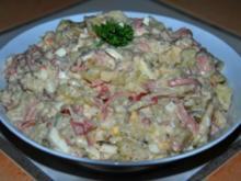 Monsch`s Sächsischer Kartoffelsalat - Rezept