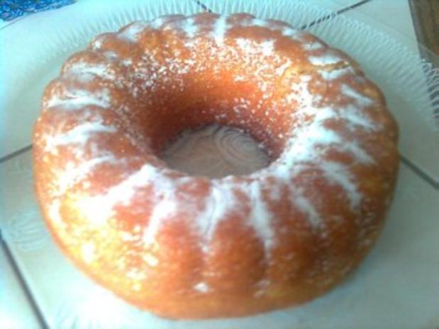 quark-rührkuchen - Rezept