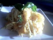 Weißkraut-Möhren-Salat - Rezept