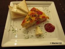 Sommer-Tortilla (Tapas) - Rezept