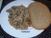 Kochen: Pilz-Hackfleisch-Pfanne - Rezept