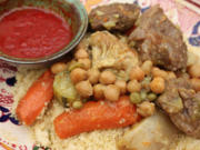 Tunesischer Couscous - Rezept - Bild Nr. 2