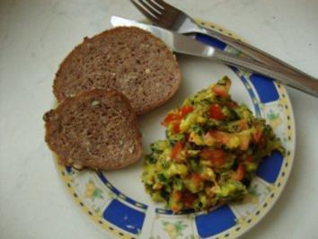 Rezept: Fischlaibchen mit Champignonsauce
