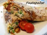 Zucchini Crespelle - Rezept