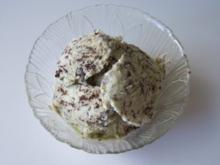Dessert: After Eight - Eis ... mit frischer Minze - Rezept