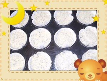 Zitronen-Mohn-Muffins - Rezept