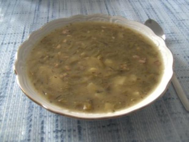 Grüner -Bohnen-Eintopf - Rezept