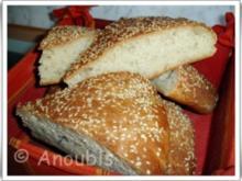 Brot/Brötchen - Fladenbrot mit Backmalz - Rezept