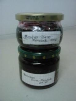 Brombeer-Birnen Marmelade - Rezept