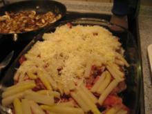 Fleisch - Geburtstagsfilet mit Spargel-Käse-Haube - Rezept